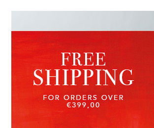 free shipping for order over 399€